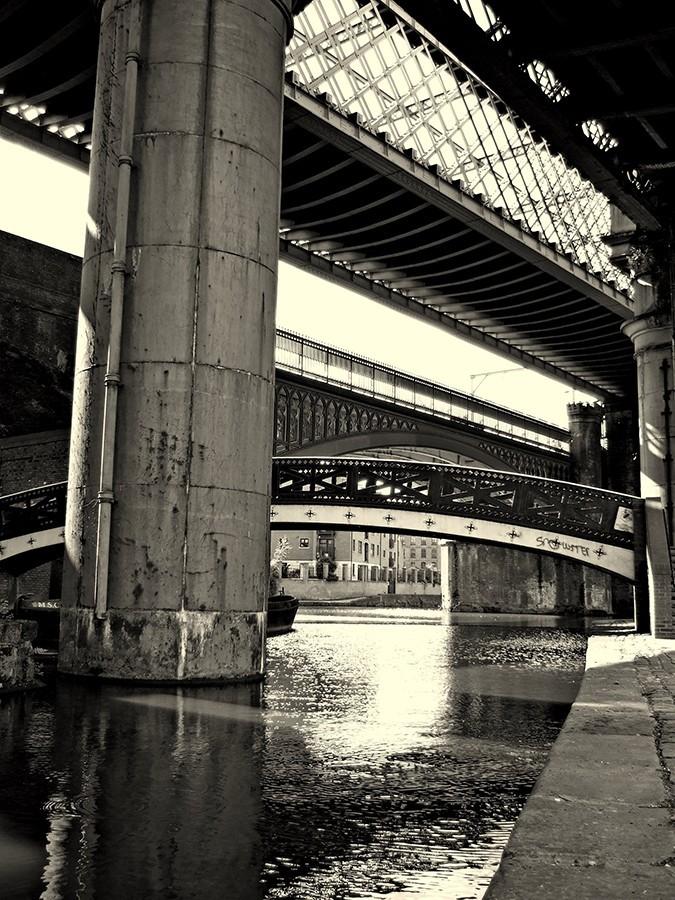 Bridges over Bridges over Water