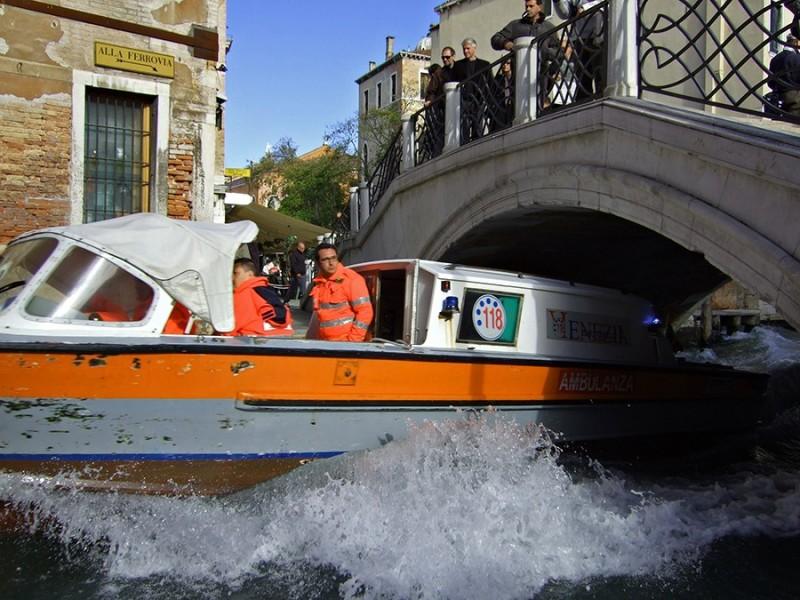 Venetian Ambulance