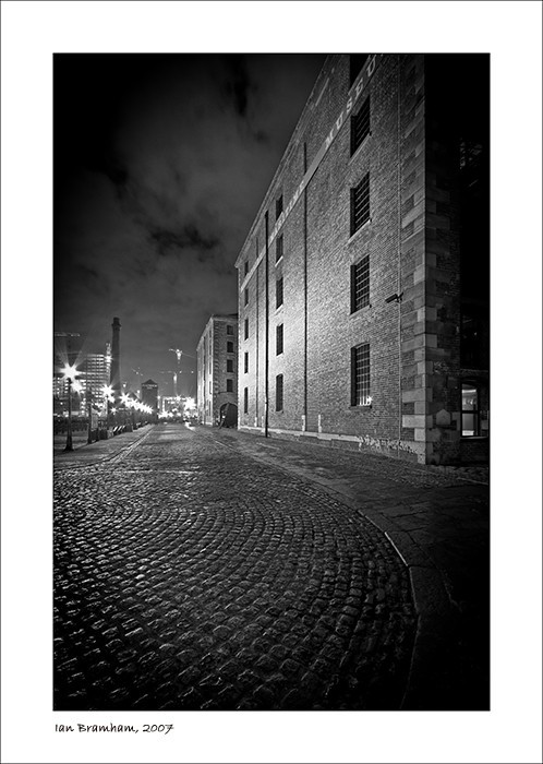 Albert Dock, Liverpool,  N.W. England
