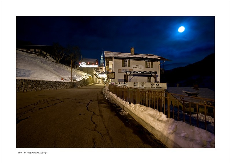 A Nightime Walk