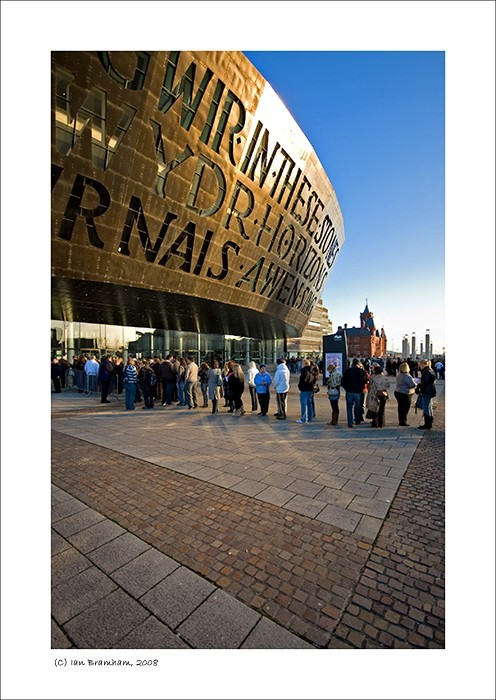 The Millenium Centre, Cardiff