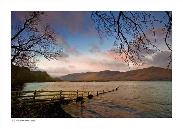 Derwent Water at Dawn