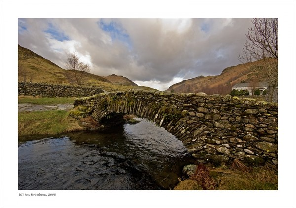 Packhorse Bridge, Watendlath, Cumbria