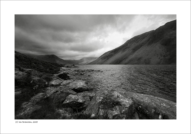 Wast Water, The Lake District.
