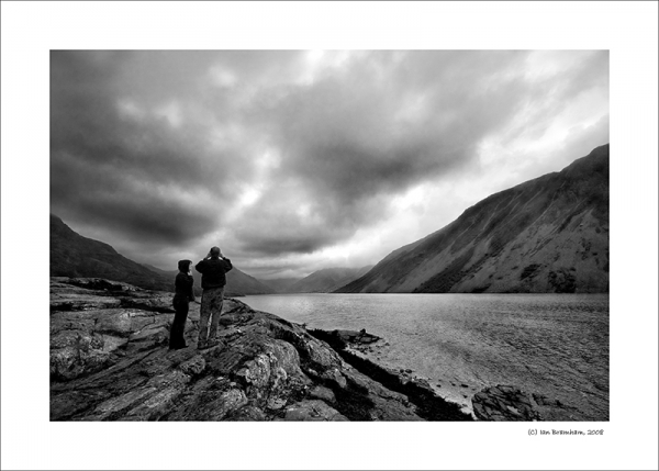 Wast Water, The Lake District