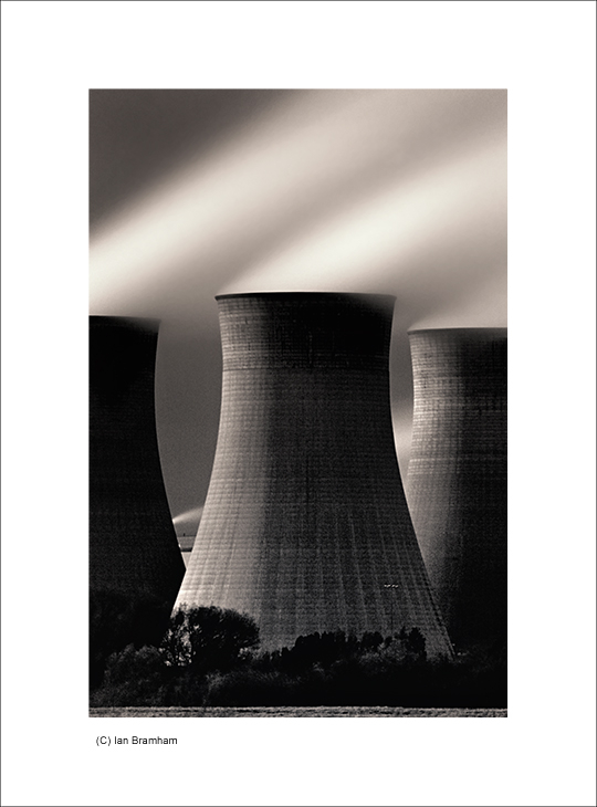Cottam Power Station, England