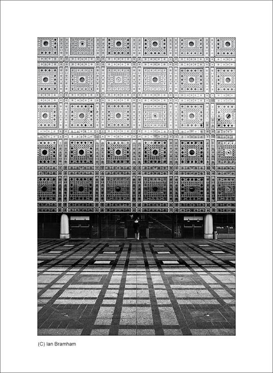 L'Institut du Monde Arabe, Paris #1