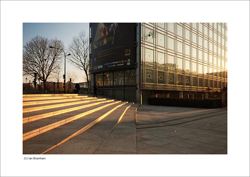 L'Institut du Monde Arabe, Paris  #3