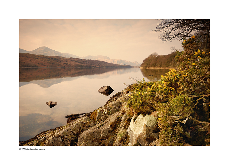 Coniston Water, Cumbria