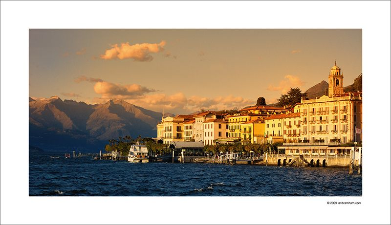 Bellagio, Lake Como.