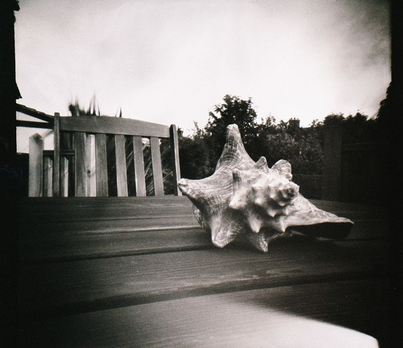 First Pinhole Camera Photo