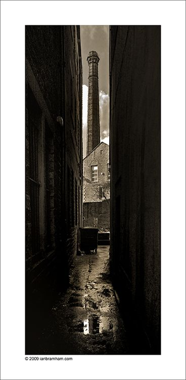 The Chimney & The Alley