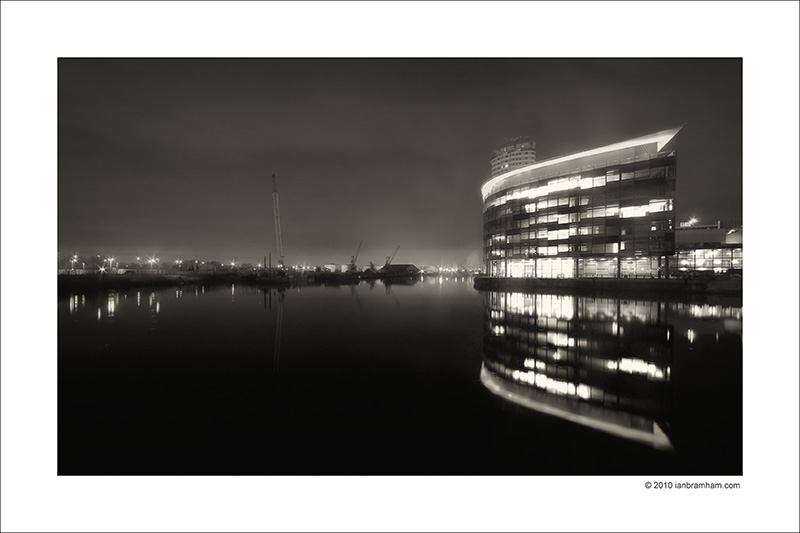 BBC Media City, Salford