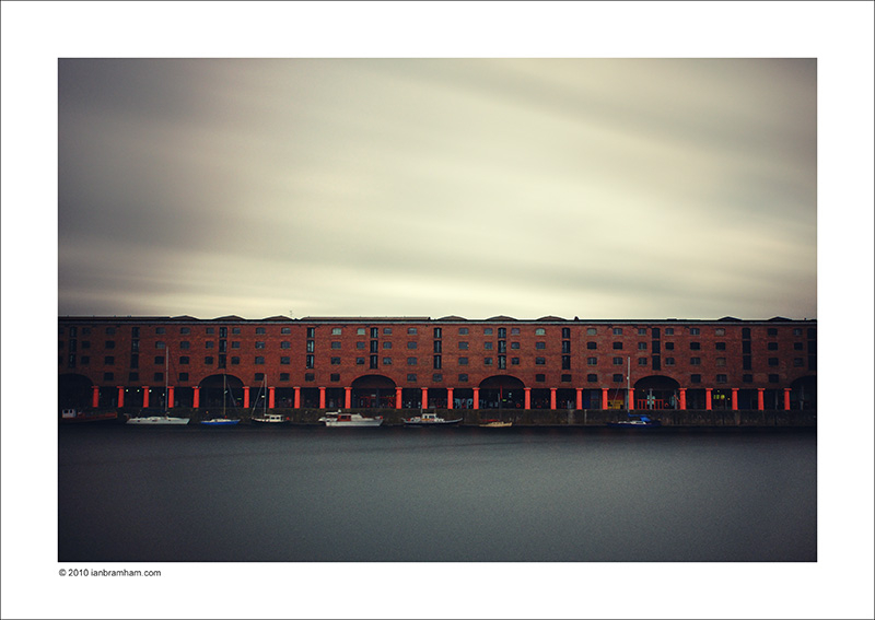 The Albert Dock, Liverpool