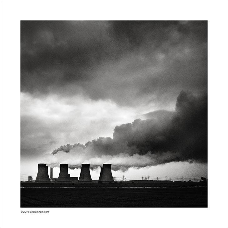 Eggborough Power Station, Yorkshire
