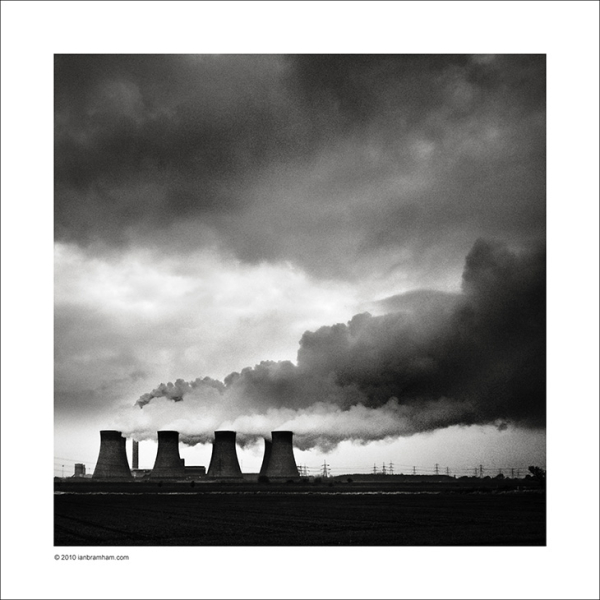 Eggborough Power Station, Yorkshire