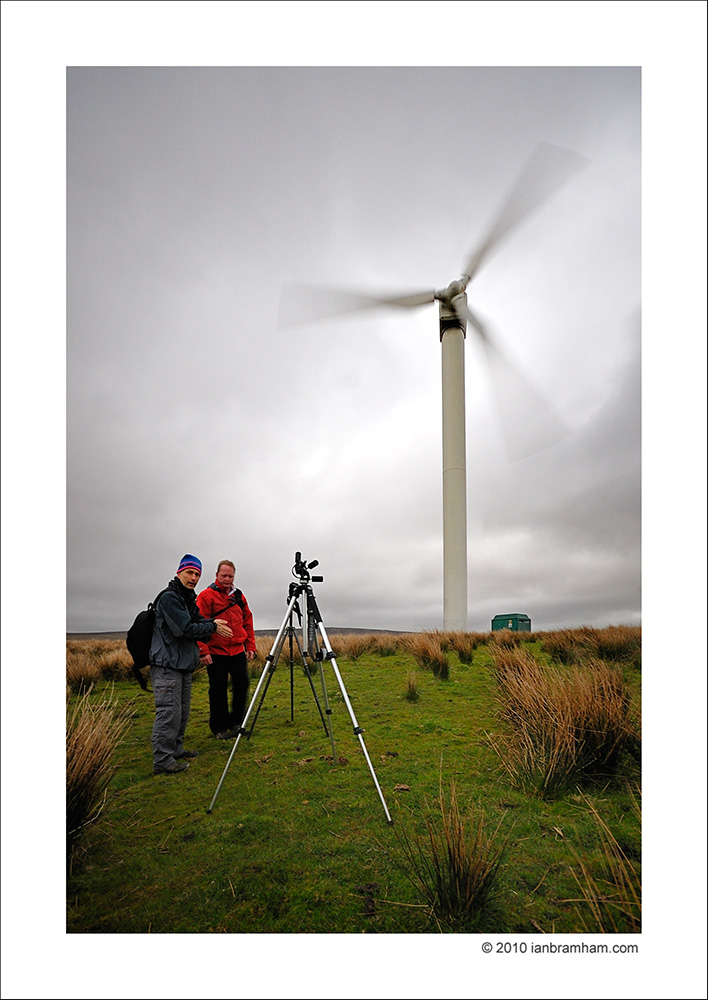 An Aminus3 photo shoot in Yorkshire!