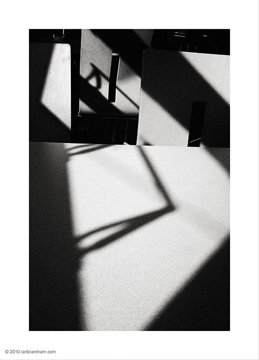 Shadow & Light Abstract