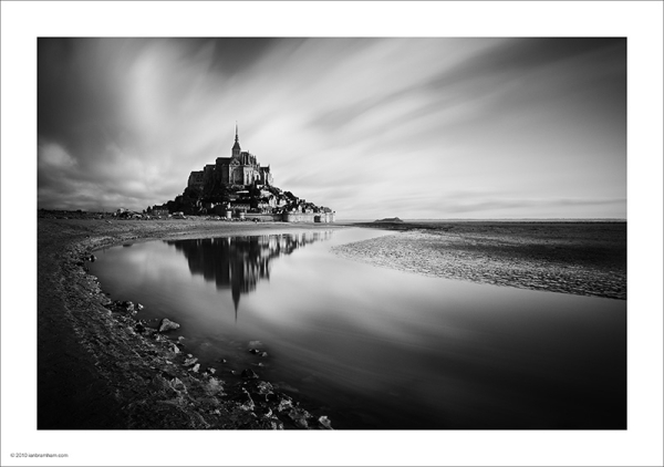 Mont St. Michel at Dawn