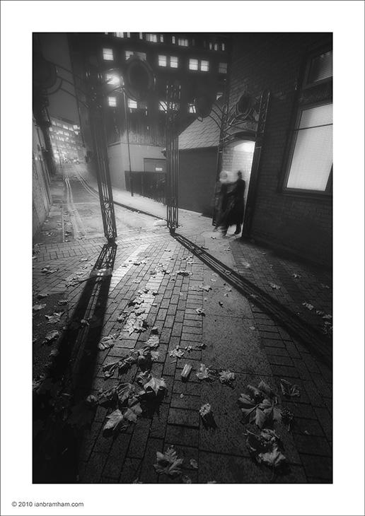 Tasle Alley, Manchester