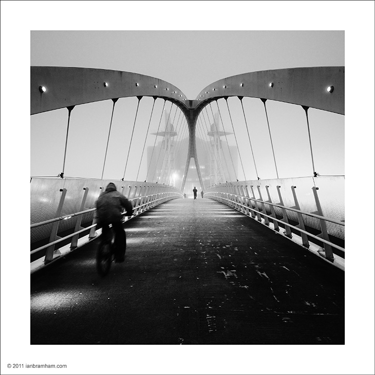 Millenium Bridge, Salford Quays