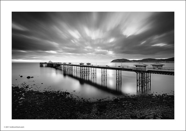 Dawn - Llandudno Pier