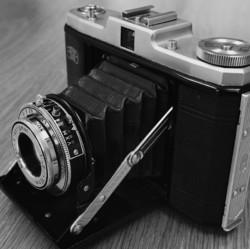 Zeiss Ikon Medium Format Film Camera