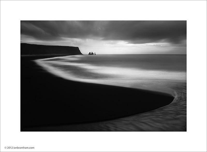 Dawn at Vik, Iceland