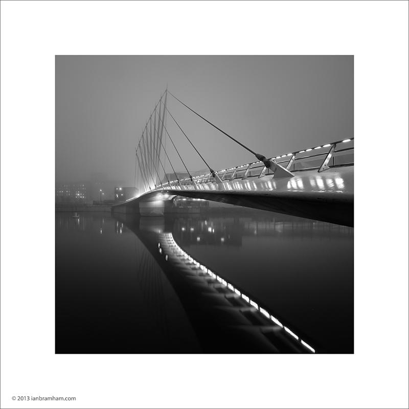 Media City Footbridge