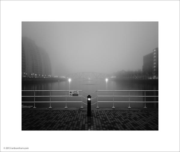 Huron Basin, Dock 9, Manchester Ship Canal
