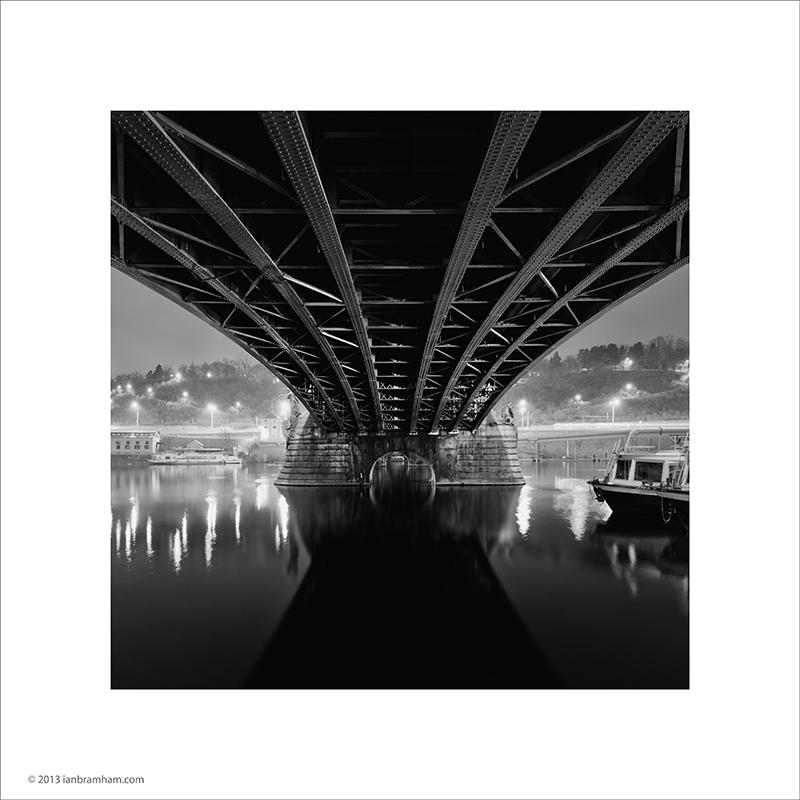 Čechův Most, Prague