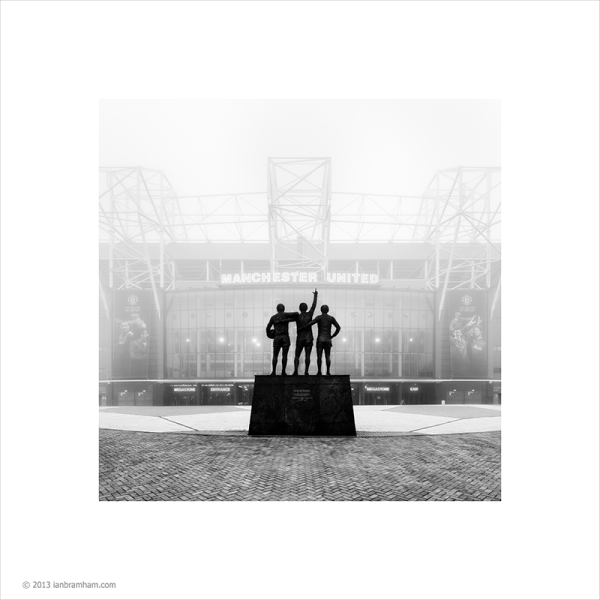 "MUFC - ""The Trinity"""