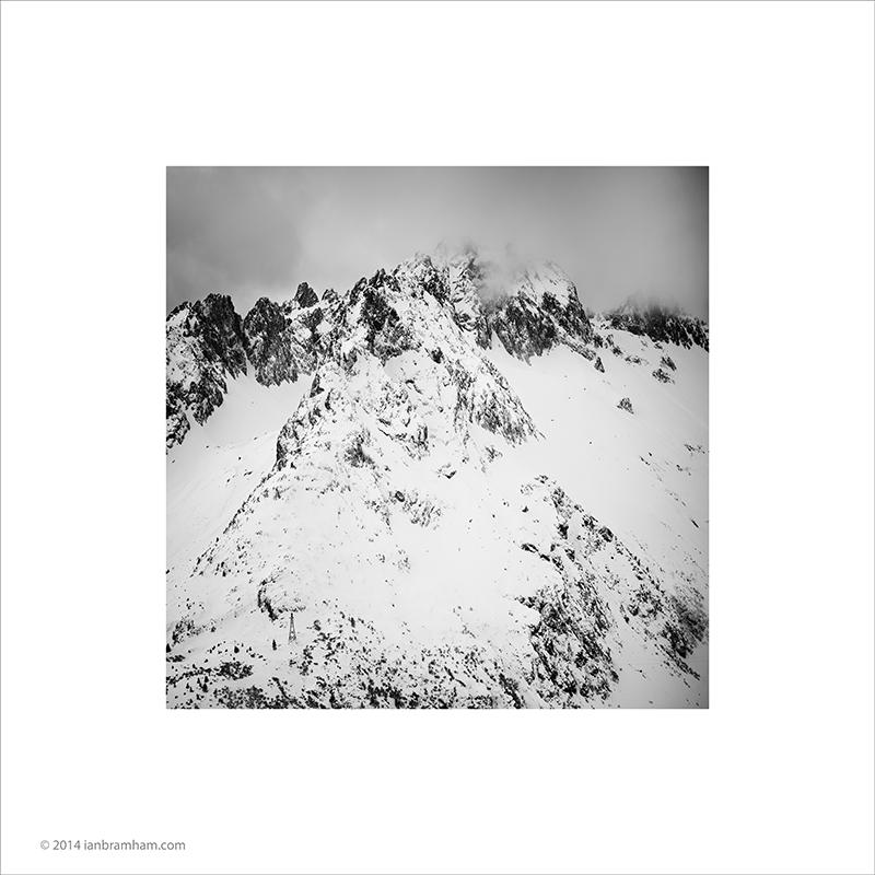 The Pylon in the Snow