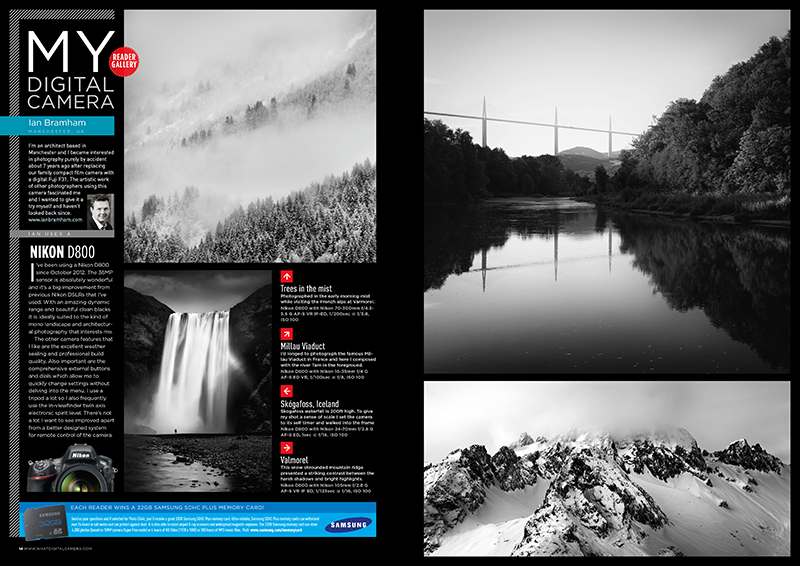 """What Digital Camera"" magazine April 2014"