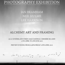 Photography Exhibition, Cheshire UK