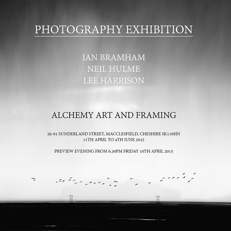 Photography Exhibition, Cheshire UK