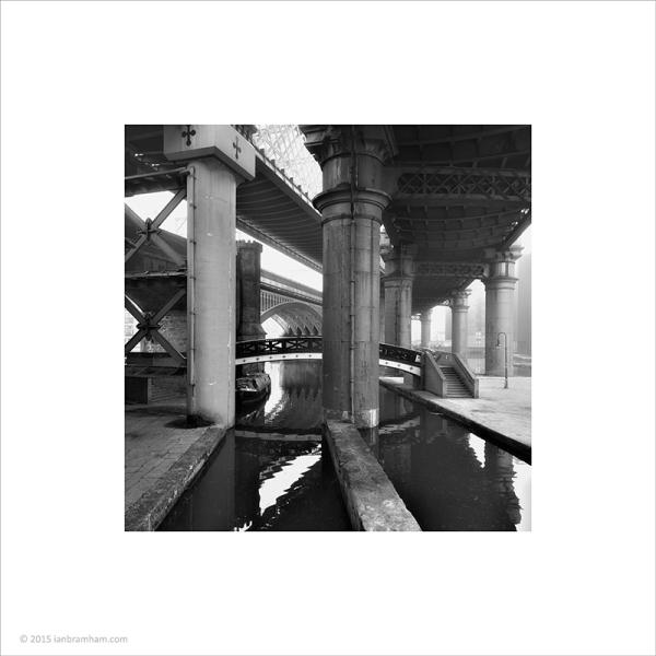 Manchester Castlefield Bridges