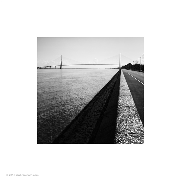 Pont de Normandie, France