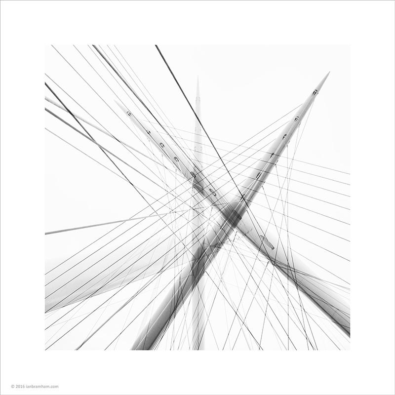Calatrava Bridge, Manchester