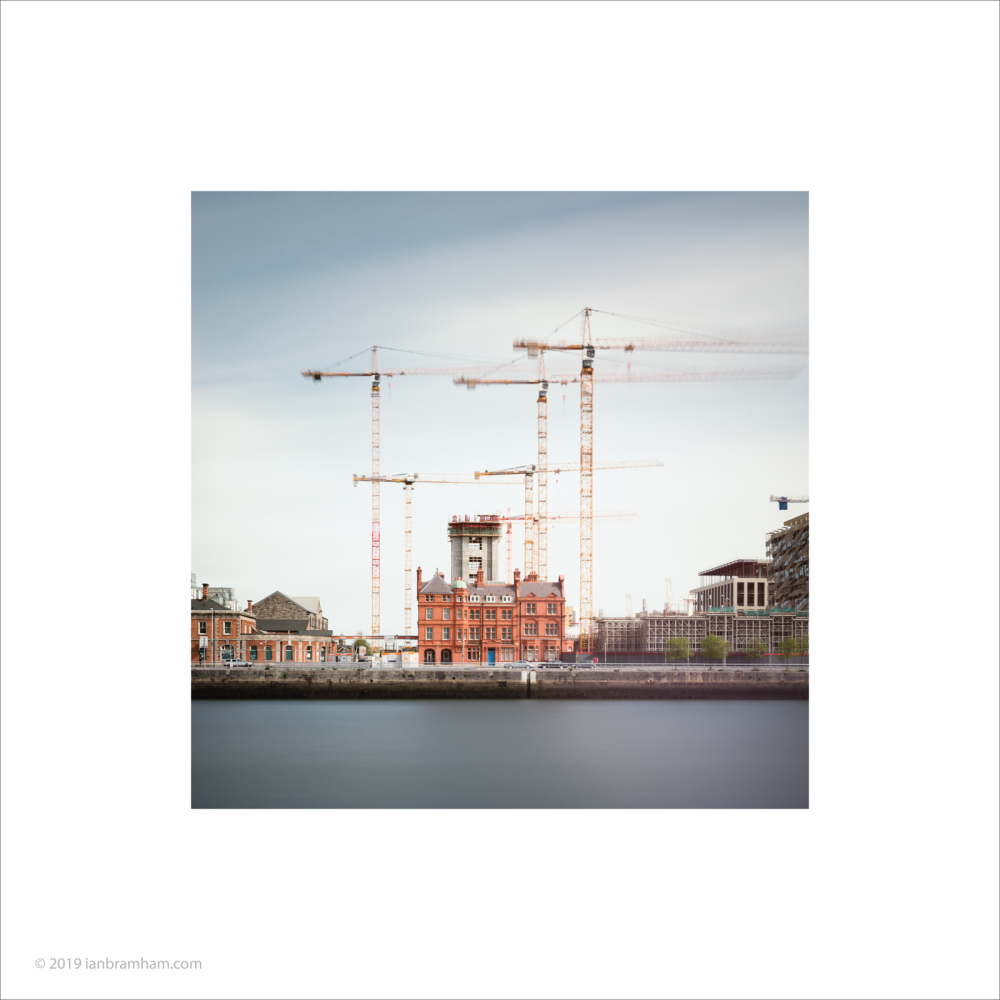 Dublin - Tower Cranes