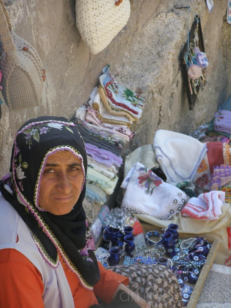 A Turkish Woman