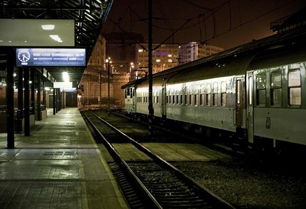 train tren praha praga prague