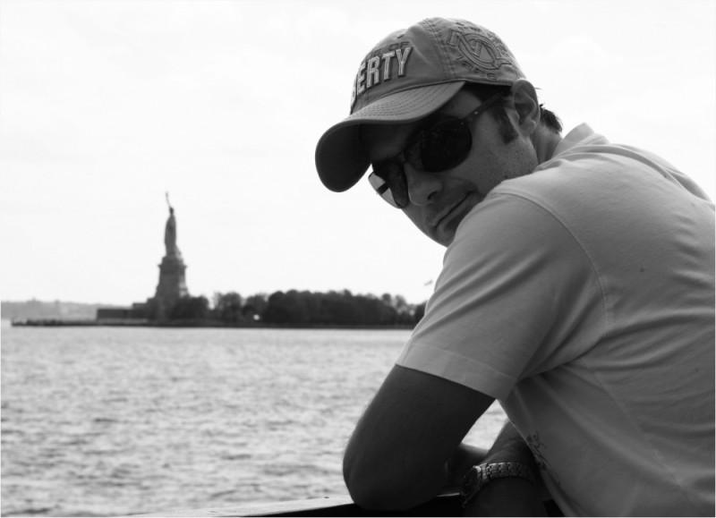 Juan en New York