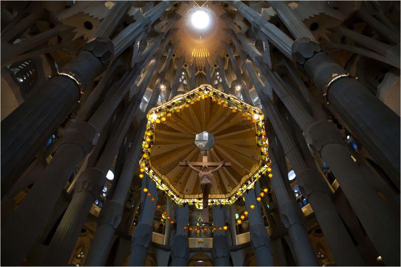 Sagrada Familia. Barcelona