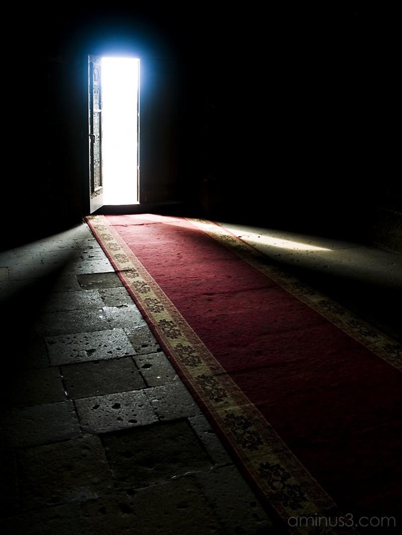 Enter the holyland