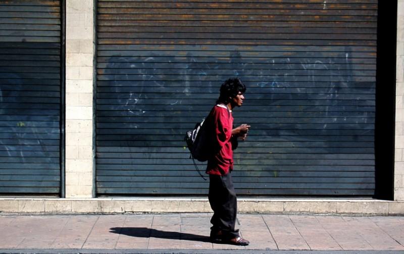 Por la calles