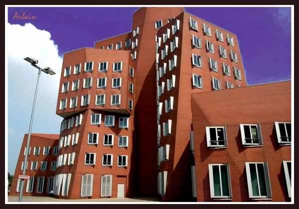 Gehry @ Dusseldorf