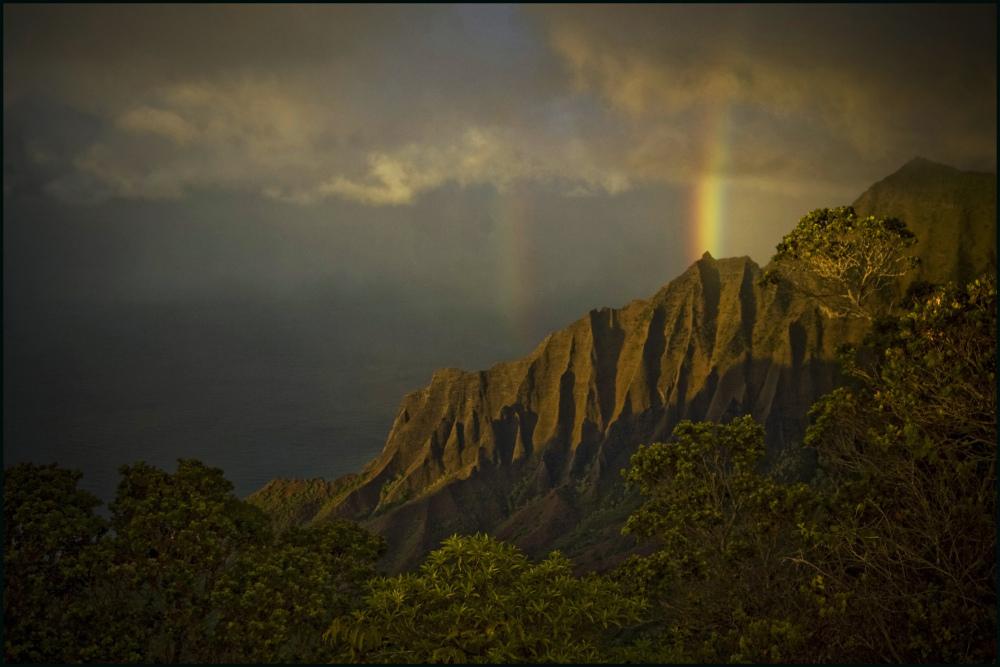 Kalalau Valley from Waimea