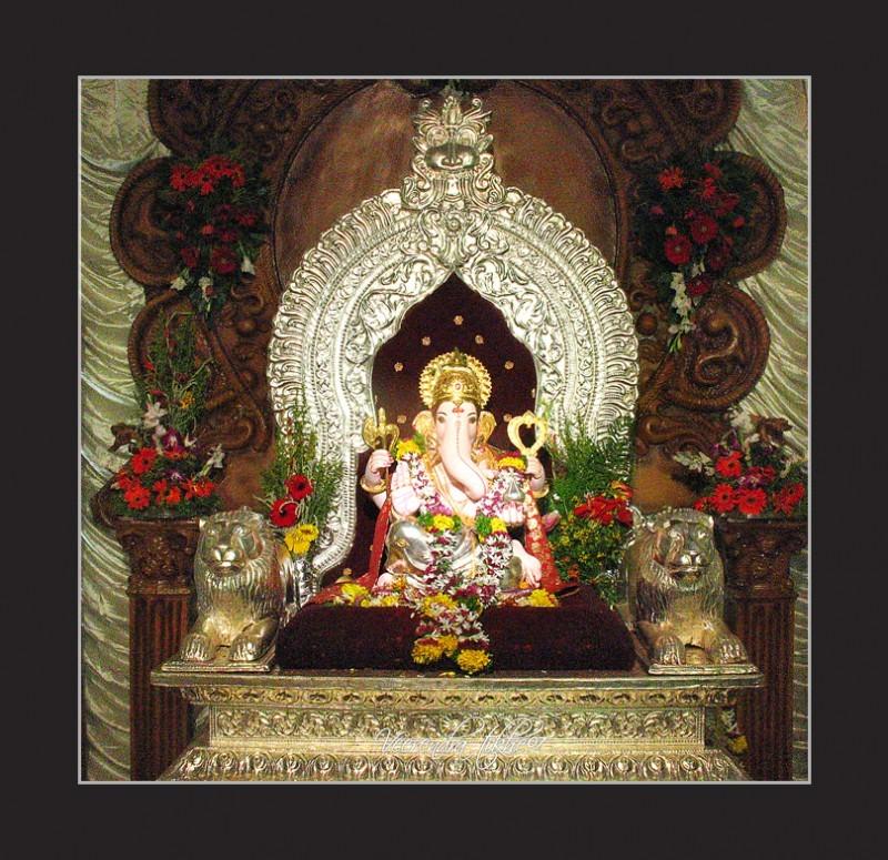 Ganeshotsav - Ganpati of Prime honour