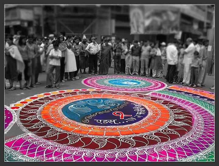 Ganesh Festival -  A colourful festival